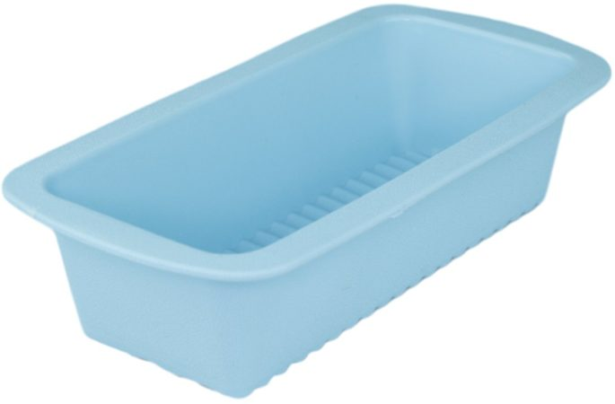 Afbeelding van Blauwe Redhart.nl Cakevorm siliconen - Blauw - 27x14x7cm