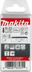 Makita Accessoires Decoupeerzaagblad B22 - T118A   100 stuks