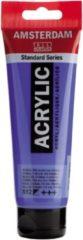 Royal Talens Amsterdam Standard acrylverf tube 120ml - 512 - Kobaltblauw - halfdekkend