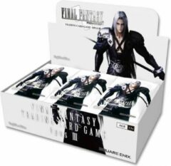 Square Enix Final Fantasy Opus 3 Display