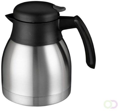 Afbeelding van Bravilor Bonamat toebehoren koffiezetapparaat, RVS (RVS), RVS/zwart, toebehoren thermoskan, 1L