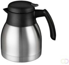 Bravilor Bonamat toebehoren koffiezetapparaat, RVS (RVS), RVS/zwart, toebehoren thermoskan, 1L