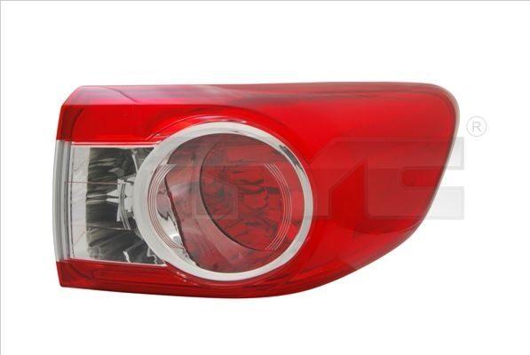 Afbeelding van Toyota Achterlicht