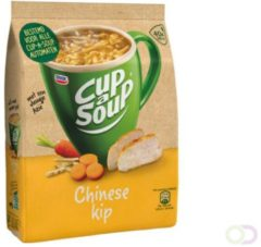 Cup a Soup Cup-a-soup tbv dispenser Chinese kip zak met 40 porties