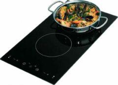 Allpa CAN PT1356 elektrische Kookplaat met 2 Zones inbouw