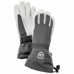 Hestra - Women's Heli Ski 5 Finger - Handschoenen maat 5, grijs/zwart