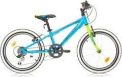 Sprint 20 ZOLL HAT TRICK SEVENTEEN Junior Bike Kinder blau