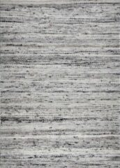 Disena Grijs vloerkleed - 160x230 cm - A-symmetrisch patroon - Landelijk