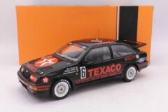 Rode Ford Sierra RS Cosworth #6 24H Spa 1987