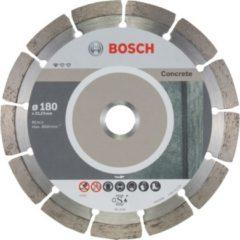 Bosch Diamanttrennscheibe Standard for Concrete, 180 x 2