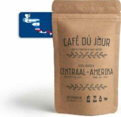 Café du Jour 100% arabica Centraal-Amerika 1 kilo vers gebrande koffiebonen