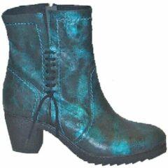 Texel Footwear enkellaars 38 (UK 5) groen