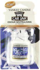 Paarse Yankee Candle Midnight Jasmine Car Jar Ultimate