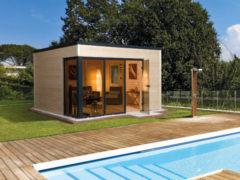 WEKA | Designhuis Cubilis Gr.1 | 380x300 cm