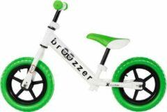 Broozzer Extreme Rider Metaal 12 inch Groen - Loopfiets