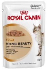 Royal Canin Fhn Adult Intense Beauty Mp Pouch - Kattenvoer - 12x85 g - Kattenvoer