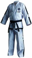 Adidas taekwondopak Instructor Champion ITF unisex wit maat 170