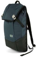 AEVOR - Daypack Proof 18 - Dagrugzak maat 18+10 l, zwart/blauw/grijs