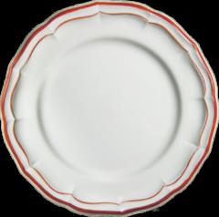 GIEN FRANCE - Filet Rouge - Gebakbordje 16,5cm