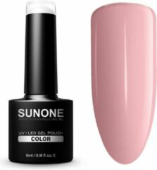 SUNONE UV/LED Hybrid Gel Roze Nagellak 5ml. - B14 Bjork