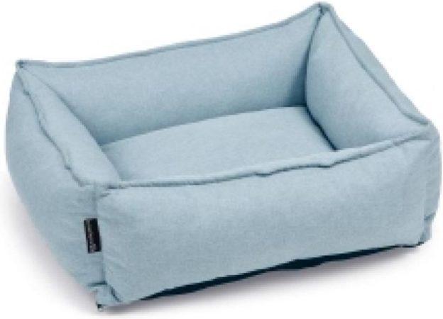 Afbeelding van Beeztees ferro - hondenmand - lichtblauw - 55x50x20 cm