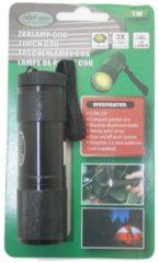 Zwarte Hofftech LED Zaklamp 9 X Led Per stuk