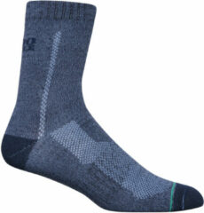 Marineblauwe 1000 Mile All terrain sock- Xtra Large
