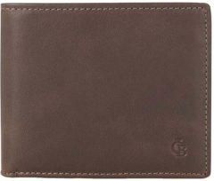 Bruine Castelijn & Beerens Canyon billfold 8 creditcards mocca | 48 4288 MO