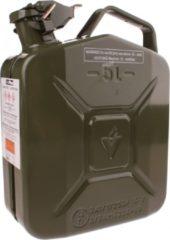 ProPlus Jerrycan 5L metaal groen UN- & TüV/GS-gekeurd