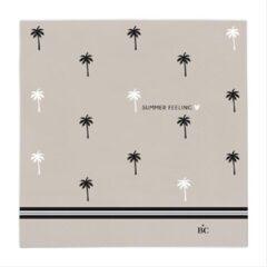 Witte Bastion Collections - Servet L - Titane summer feeling