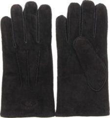 Zwarte Warmbat Heren Leren Handschoenen - Glo4010 - 9