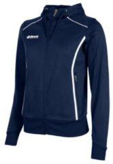 Marineblauwe Reece Australia Core TTS Kapuzen Jacke Damen Sportjas - Navy - Maat XS