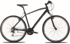 Montana Bike 28 Zoll Mountainbike Montana X-Cross 24... schwarz, 54cm