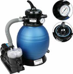 Monzana Zand filtersysteem 9.600 L/h met voorfilter