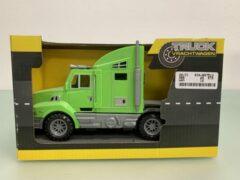 Truck Vrachtwagen groen
