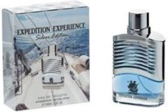 "Georges Mezotti EDT 100ml ""Expedition Experience Silver Edition"""