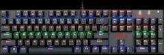 REDRAGON K565R RUDRA Rainbow toetsenbord USB Zwart