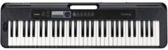 Zwarte Casio CT-S300 Casiotone keyboard 61 toetsen