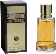 Real Time SUBMARINE THE FRAGRANCE FOR MEN EDT FLES 100 ML