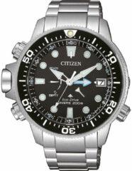 CITIZEN - BN2031-85E Horloge - Mannen - Zilverkleurig- RVS - Ø 44 mm