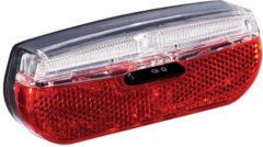 Rode Trelock LS 812 Tri Flat Rear Light - Achterlichten