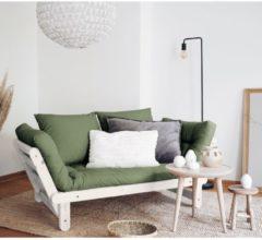 Groene Home24 Slaapbank Beat I, Karup Design