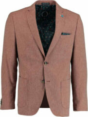 Bordeauxrode Bos Bright Blue Blue d7,5 leek jacket 201037le21sb/670 d.red bordeaux