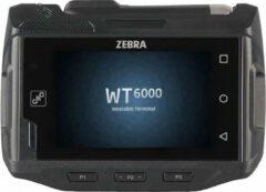 Zwarte Zebra WT6000, USB, BT, WLAN, NFC, disp., Android