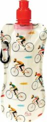 Rex London Opvouwbare waterfles Le Bicycle