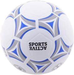Witte Generic Sports Active Rubber Voetbal - Maat 5