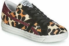 Bruine Lage Sneakers Meline BORDI