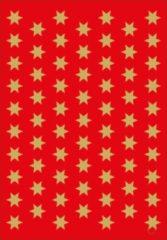 HERMA 4054 sticker Papier Goud Permanent 201 stuk(s)