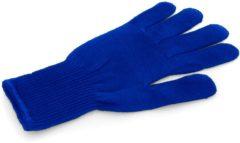 Blauwe ISO Professional - Hitte Bestendige Handschoen - Blauw