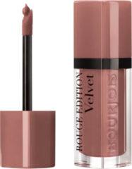 Bruine Bourjois Rouge Edition Velvet Matte Lipstick 32 Trop Brunché!
